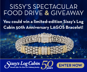 https://www.deltaplexnews.com/contests/sissys-log-cabin-spectacular-food-drive-and-giveaway/