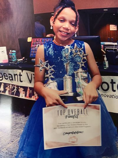 9-year-old becomes Little Miss Arkansas Finalist