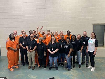 12 detainees graduate from Exodus.Life addiction program