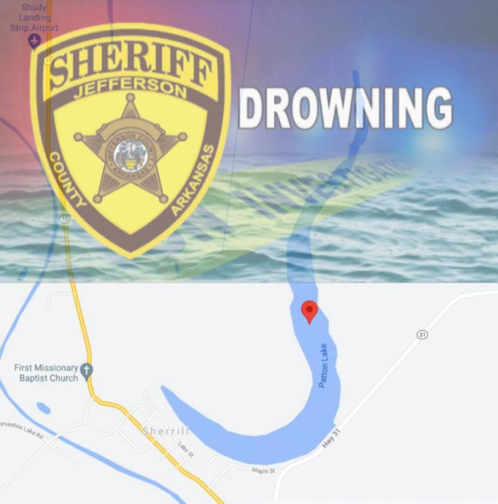 Jefferson County Sheriff's office investigating possible drowning