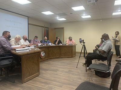 WHSD Board meeting talks school recognition, developments, and vaccination amongst teachers