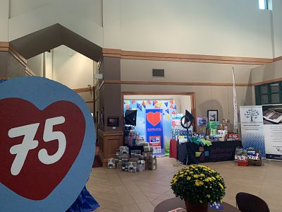 United Way of Southeast Arkansas celebrates 75 years of fundraising campaign; Host Day of Caring